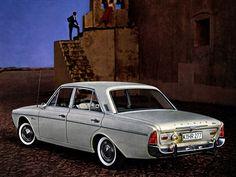1964–67 Ford Taunus 20M Sedan (P5)