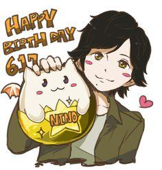 Happy Birthday. Nino