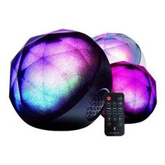 Magic Color Ball Bluetooth Speaker Wireless Speaker-Fancy. The modern day disco ball.