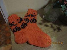 Halloween socks Halloween Socks, Gloves, Winter, Winter Time, Winter Fashion