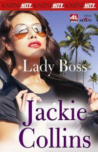 Lady Boss - Jackie Collins #alpress #jackie #collins #lady #boss #paperback #bestseller #román #knihy