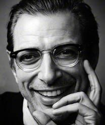 "Jeffrey Lynn ""Jeff"" Goldblum (22 October 1952) - American actor"