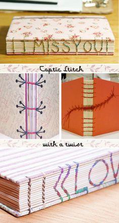 eula sleeps: Book-binding: makes me miss suturing