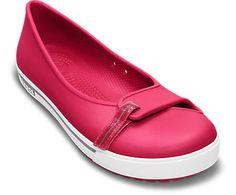 Crocs™ Women's Crocband™ II.5  Flat   Scarpe basse da donna   Sito ufficiale Crocs