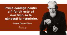 GEORGE BERNAD SHAW - CUGETĂRI