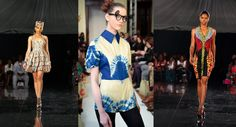 Global African Fashion Trends A/W 2011