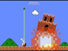 Mario fan video