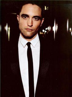 *Scans* Robert Pattinson Elle Magazine - Italy