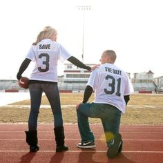 ThanksPapeterie Sport - Save the date football amricain awesome pin sports save the dates, baseball save the dates #wedding #sports