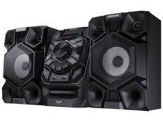 Mini System Samsung 440W RMS - MP3 e Bluetooth MX-J650
