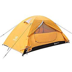 Bessport Camping Tent 1 And 2 Person Lightweight Backpacking Tent Waterproof Two Doors Easy Setup Tent For Outdoor, Hiking Mountaineering Travel Best Backpacking Tent, Hiking Tent, Ultralight Backpacking, Tent Camping, Lightweight Tent, Lightweight Backpack, Best Family Tent, Family Camping, Tent Weights