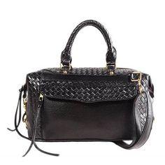 Designer Black Handbag
