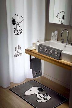 Snoopy decor!