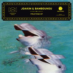 Joakim & Bambounou – Fructose EP / design by ill studio