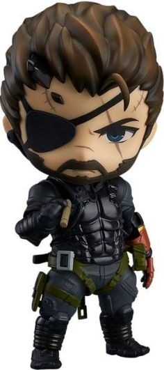 Venon Snake - MGS V - Nendroid Sneaking Suit