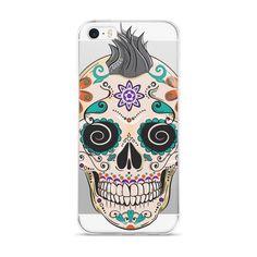 Felix the Sugar Skull iPhone Case