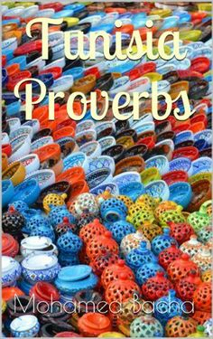 The Book of Tunisia Proverbs by Mohamed Bacha, http://www.amazon.com/dp/B00GLTPF0Y/ref=cm_sw_r_pi_dp_BjPJsb0K3H8NR