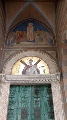 Porta da  Catedral di S. Andrea AP/ Comune di Amalfi/ IT 01/2016