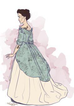 Sophie dress by taratjah.deviantart.com on @DeviantArt