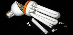 Rumor: Compact fluorescent light bulbs release dangerous amounts of mercury when broken.