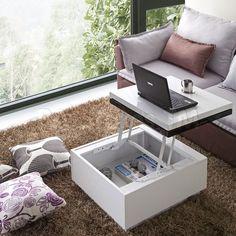 Fancy - Nikka Lift-Top Coffee Table