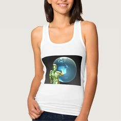 Businessman Pointing at Australia or New Zealand Jersey Racerback Tank Top Tank Tops