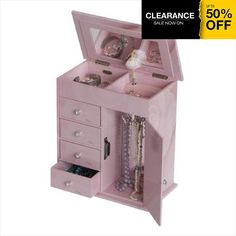 Jewelry Box From Amazon Click image to review more detailsNote