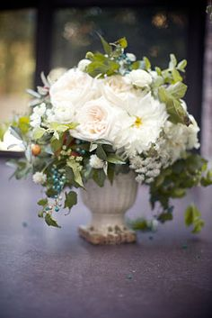 by Poppies & Posies floral arrangement