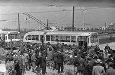 TrolleybusValparaíso * Sitio no oficial de los trolebuses de Valparaíso: Trolebús Pullman Standard-General Electric 43-CX de 1946-8