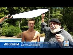 Swimmer Ep 108: Visual Impressions with Joe DiMaggio: Adorama Photography TV