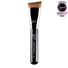 Sigma F56 Accentuate Highlight  #sigmabeauty #beautychamber #facearchitecture #sigmaF56 #contouring #strobing #makeupbrushes #contourmakeup #highlighting