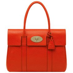 Mulberry Bayswater Flame
