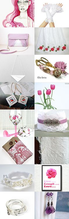 SPRING LOVELY FINDS by Anna Margaritou on Etsy--Pinned with TreasuryPin.com