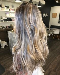 20 Cute and Easy Blonde Balayage Hairstyles – My hair and beauty Blonde Hair Looks, Brown Blonde Hair, Sandy Blonde, Golden Blonde, Balayage Hair, Ombre Hair, Natural Blonde Balayage, Bayalage, Hight Light