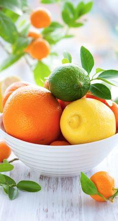 fresh citrus...