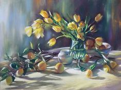 Greeting the Morning by Mary Aslin Pastel ~ 18 x 24