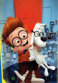 "Because I saw ""Mr. Peabody and Sherman"" twice, I can't wait for it to come out on DVD and watch it again!"