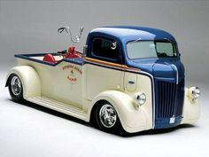 Custom cabover / camión personalizado