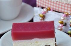 Prajitura cu branza si glazura Panna Cotta, Cheesecake, Ethnic Recipes, Desserts, Food, Cheesecake Cake, Tailgate Desserts, Deserts, Cheesecakes