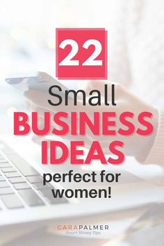 Looking for a home based start up idea to earn money from home? Great! Get this list of not just the top 10 best business ideas for women, but the 22 best ideas. If you just want to make money doing a side hustle, you'll find ideas for that too. Learn creative ways to work from home and make money. Creating A Business, Starting Your Own Business, Earn Money From Home, Make Money Fast, Internet Marketing, Online Marketing, Money Making Websites, Goal Setting Template, Best Business Ideas