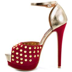 Shiva - Red  Shoe Republic