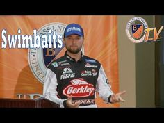 Tournament-sized Swimbaits with Justin Lucas - YouTube