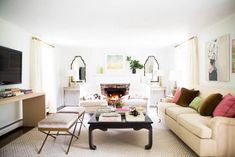 Small living room ideas and inspiration - Decorology