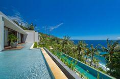 Malimbu Cliff Villa Lombok Island,Indonesia.