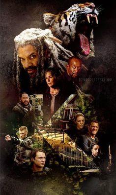 The Walking Dead - Season 7B -The Kingdom 'Rise Up'