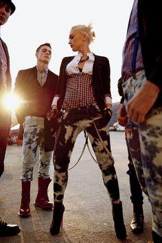Elle Magazine : Gwen Stefani