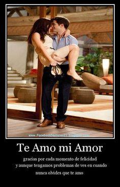 te amo frases   Te Amo mi Amor   Imagen de Amor con Frases   Frases de Amor fB