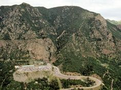 Cheyenne Mountain Complex-This iconic underground base has been inspiring science fiction writers and awing engineers since 1966. Located nearly a half mile under a granite mountain, the labyrinthine facility is run by Air Force Space Command. The base earned its place in pop culture when the television version of Stargate made Cheyenne Mountain the HQ of cosmic time travel.