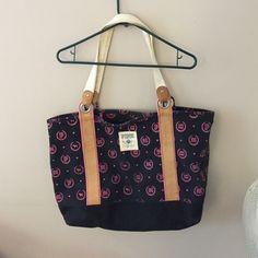 Victoria's Secret tote bag. Pink Big tote Victoria's Secret Bags Totes