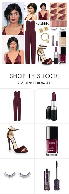 """""""Kylie Jenner ♡"""" by shanelle-khl ❤ liked on Polyvore featuring beauty, Love, MAC Cosmetics, Prada, Chanel, Urban Decay, eylure, tarte and Michael Kors"""